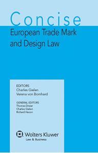 Imagens de Concise European Trademark and Design Law