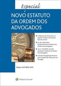 Imagens de Especial Novo Estatuto da Ordem dos Advogados