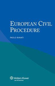 Imagens de European Civil Procedure