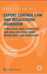 Imagens de Export Control Law and Regulations Handbook