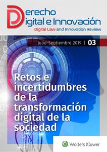 Imagens de Derecho Digital e Innovación | Digital Law and Innovation Review