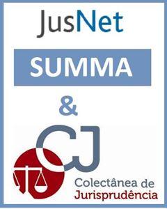 Imagens de JusNet SUMMA + Colectânea de Jurisprudência